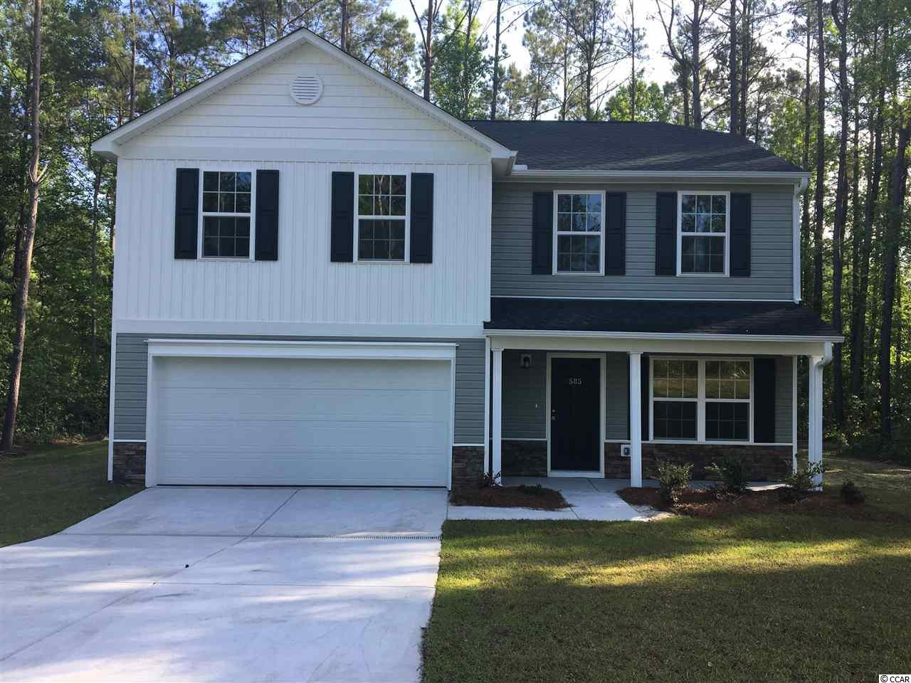 Detached MLS:1719178   585 Timber Creek Dr. Loris SC