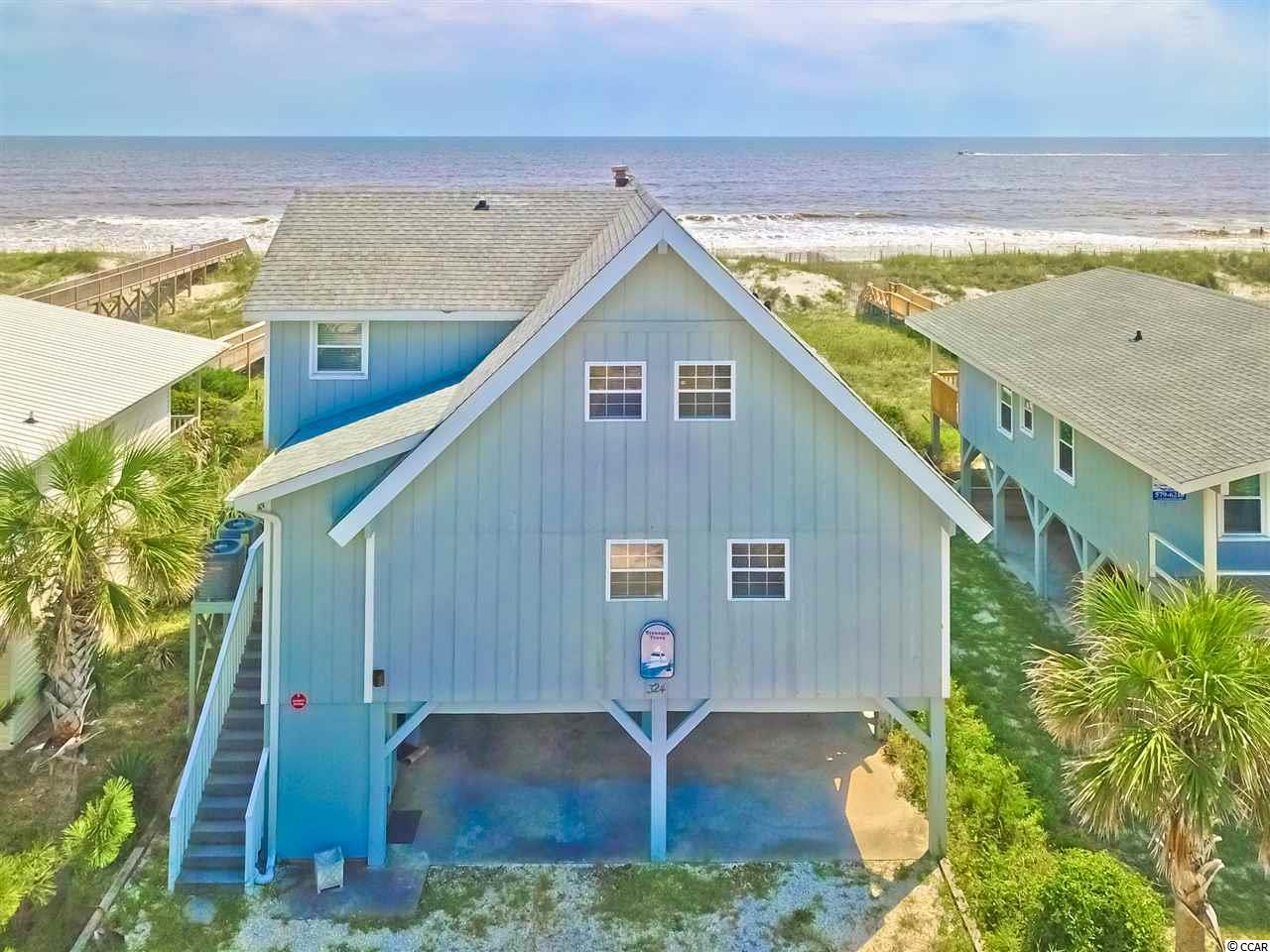 Single Family Home for Sale at 324 E First Street 324 E First Street Ocean Isle Beach, North Carolina 28469 United States