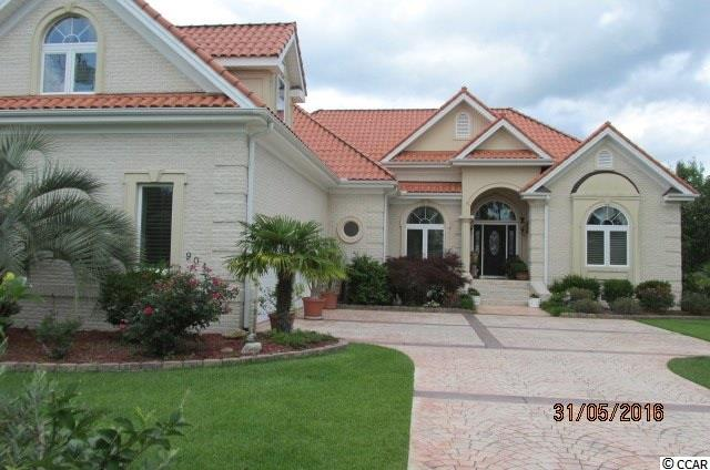 Single Family Home for Sale at 904 Waterside Street 904 Waterside Street North Myrtle Beach, South Carolina 29582 United States