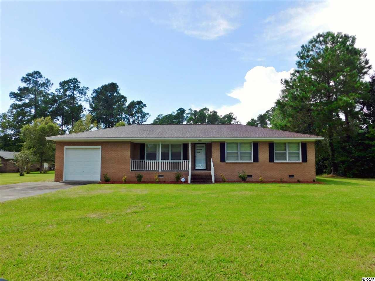 Detached MLS:1719228   4551 Graham St. Loris SC