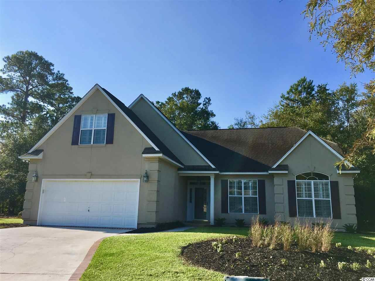 Detached MLS:1719233   45 OPERA COURT Pawleys Island SC