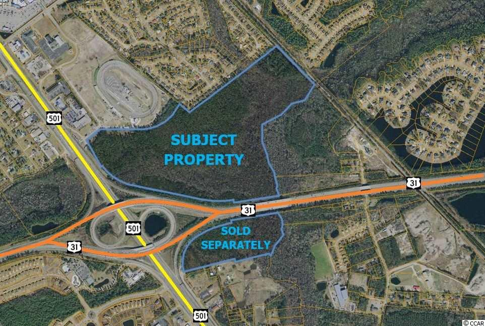 Acreage for Sale at 107 Acres Hwy 501 107 Acres Hwy 501 Myrtle Beach, South Carolina 29579 United States