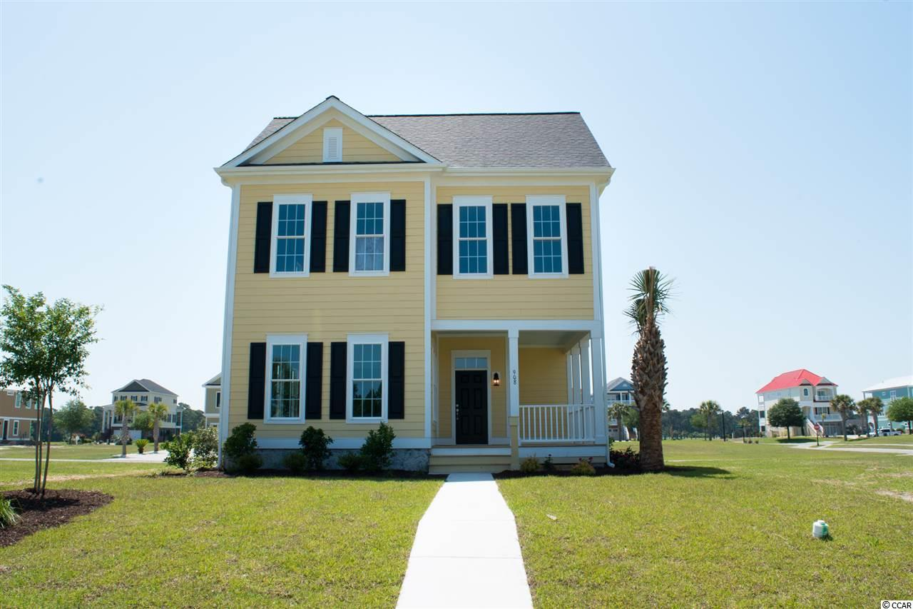 Detached MLS:1719255   908 Crystal Water Way Myrtle Beach SC