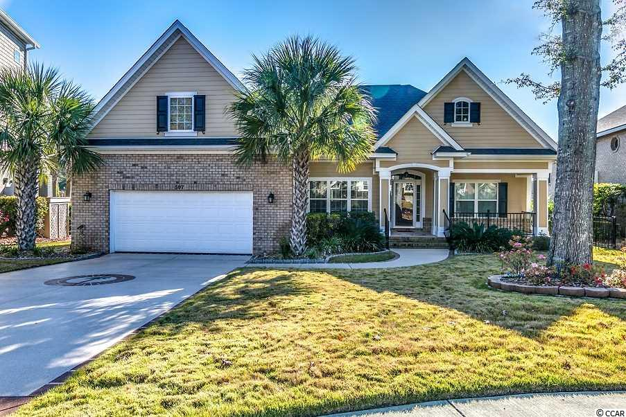 Detached MLS:1719293   507 Tradewind Ct. North Myrtle Beach SC