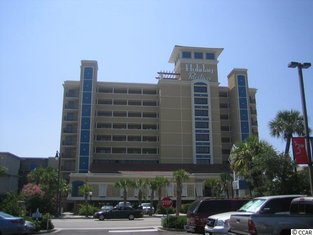 Condo MLS:1719296 Holiday Inn - Pavilion - MB  1200 N Ocean Blvd. Myrtle Beach SC