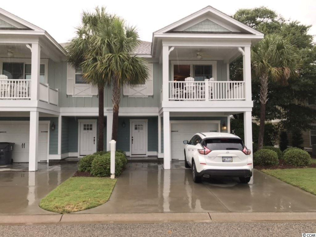Townhouse MLS:1719298 North Beach Plantation - Appleto  5020 Old Appleton Way North Myrtle Beach SC