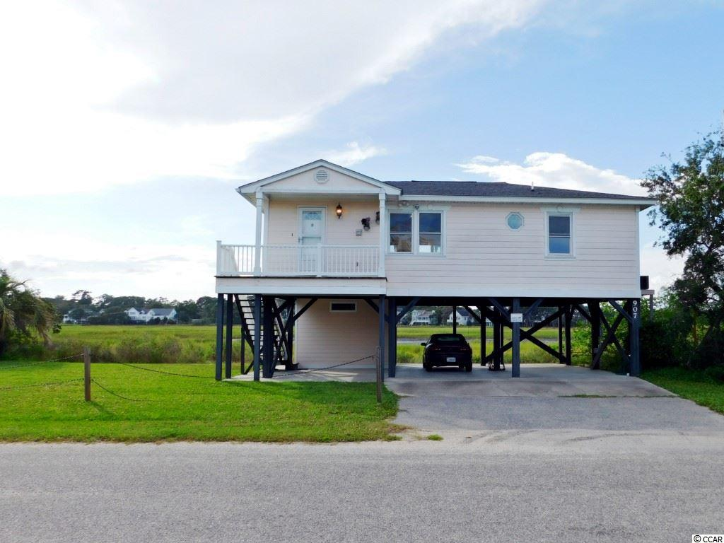 Detached MLS:1719311   907 Dogwood Drive N Garden City Beach SC