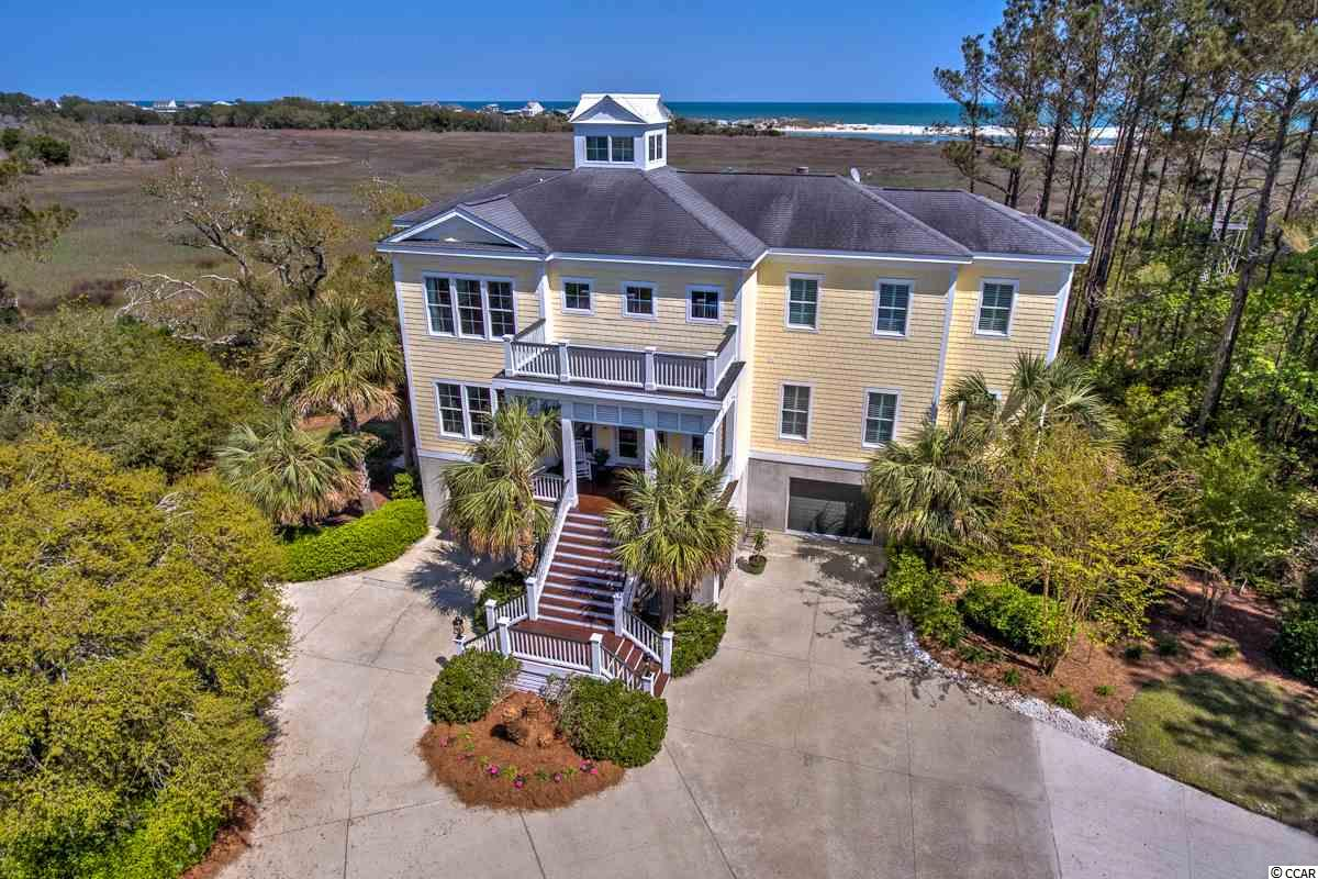 Single Family Home for Sale at 288 Tipperary Place 288 Tipperary Place Pawleys Island, South Carolina 29585 United States
