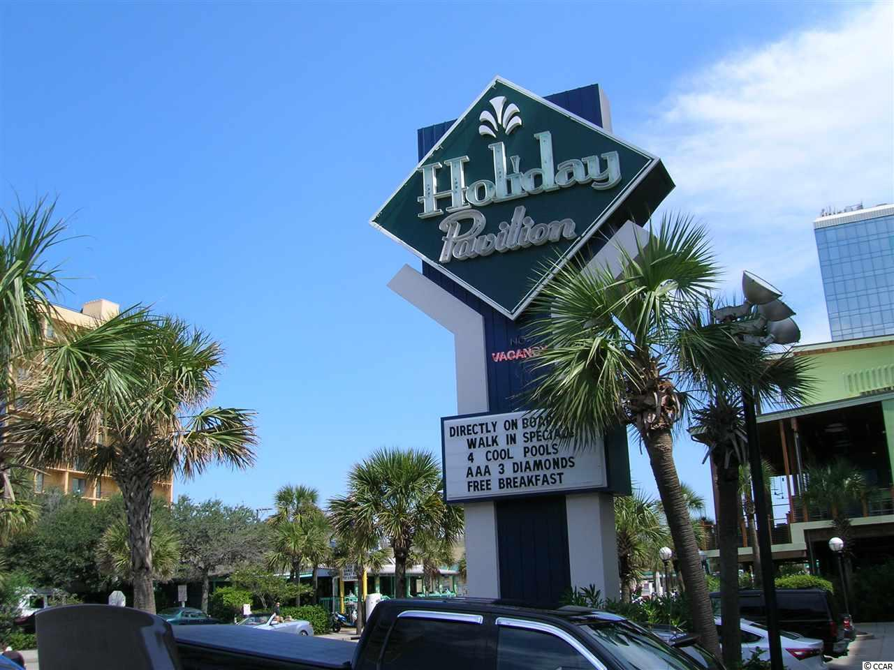 Check out this 1 bedroom condo at  HOLIDAY INN PAVILION