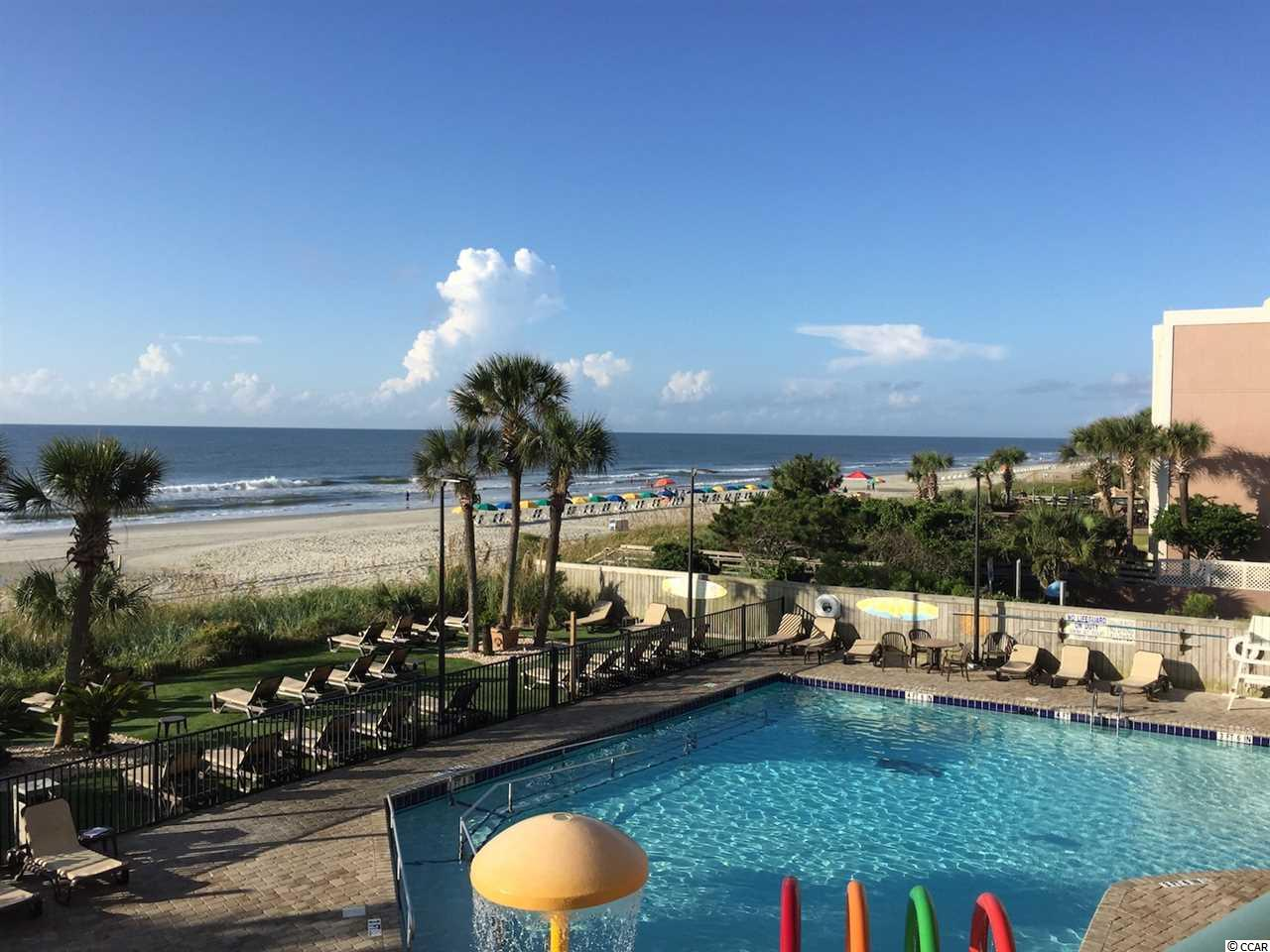 This property available at the  Sand Dunes Ocean Front Tower in Myrtle Beach – Real Estate