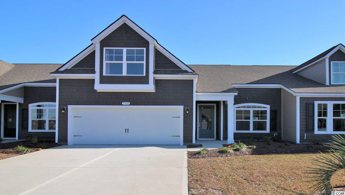 Townhouse MLS:1719394 Tuscany - Carolina Forest Area -  712 Pistoia Lane Myrtle Beach SC