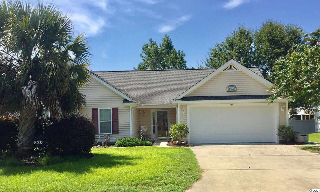 Detached Leased Land MLS:1719420   236 Melody Gardens Dr. Surfside Beach SC