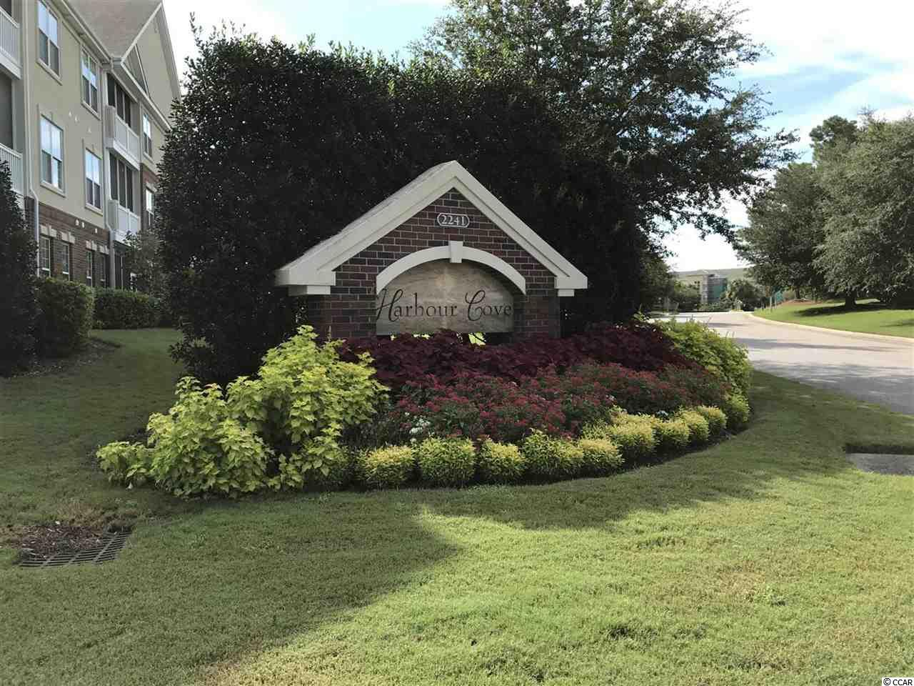 Harbour Cove Bldg 4 condo for sale in North Myrtle Beach, SC