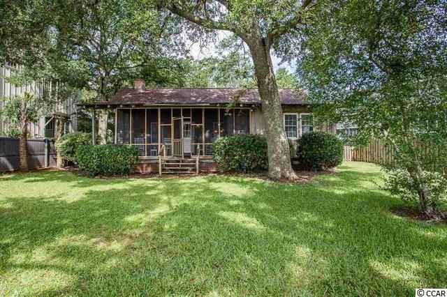 Single Family Home for Sale at 5161 Hwy 17 Business 5161 Hwy 17 Business Murrells Inlet, South Carolina 29576 United States