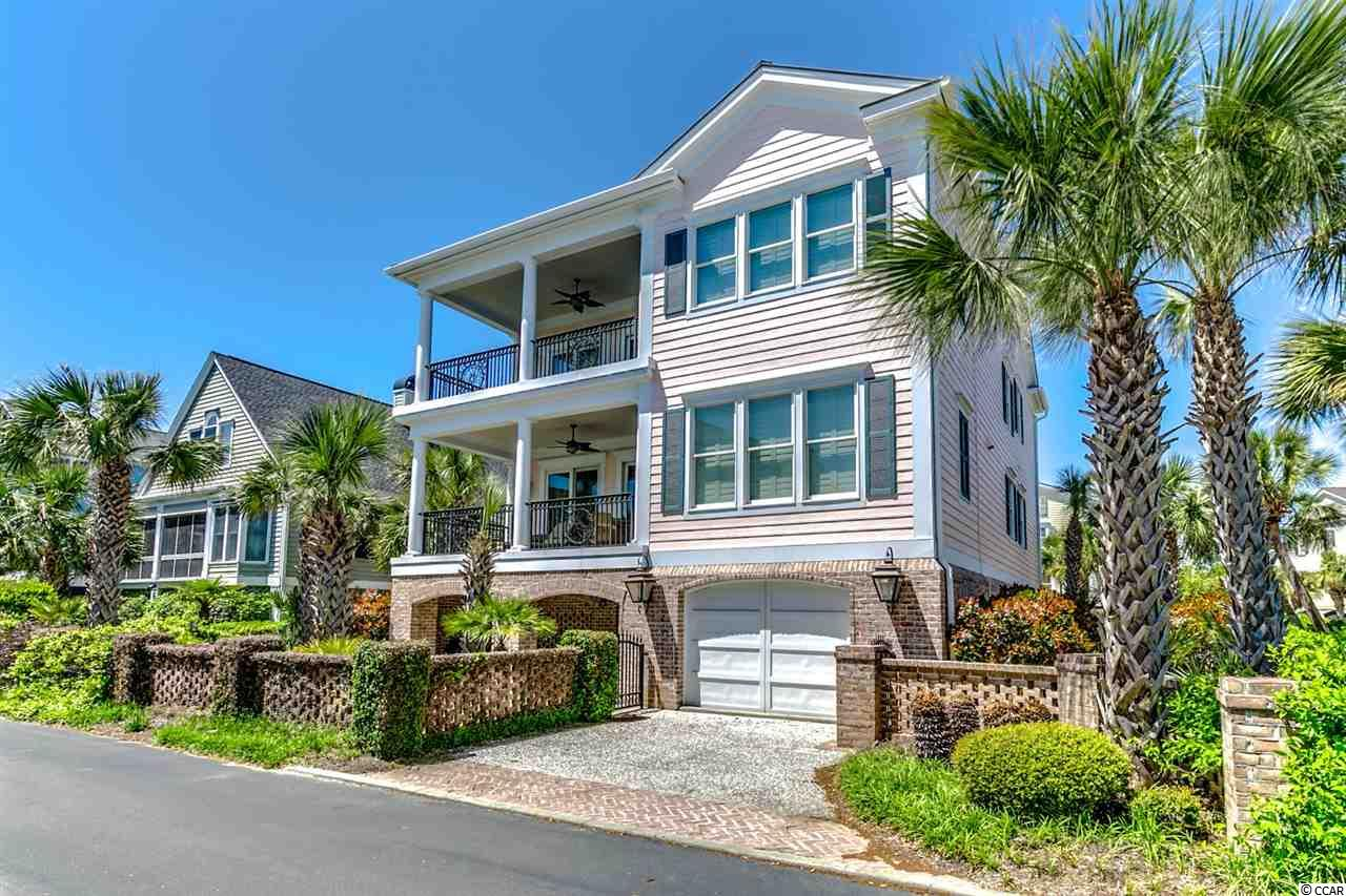Single Family Home for Sale at 549 S Dunes Drive 549 S Dunes Drive Pawleys Island, South Carolina 29585 United States