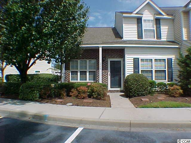 Townhouse MLS:1719626 WINDSOR GATE  3548 Chestnut Drive Myrtle Beach SC