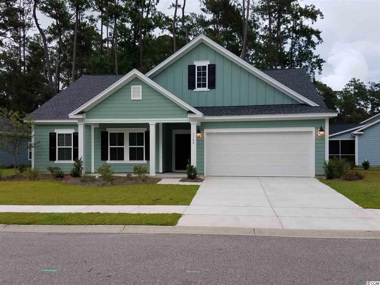Ranch for Sale at 1760 Barrister Lane 1760 Barrister Lane Myrtle Beach, South Carolina 29577 United States