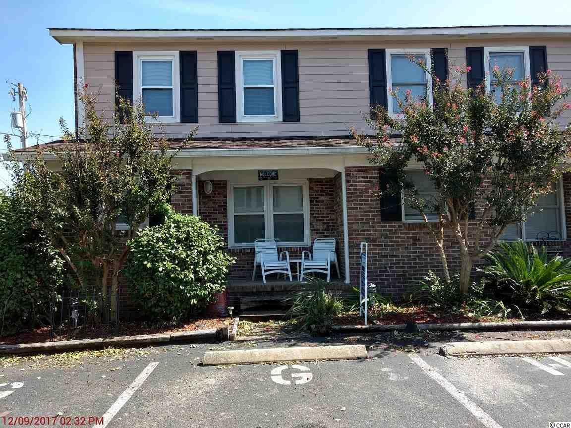 Townhouse MLS:1719661 MONTEGO INN  405 13th Ave South Myrtle Beach SC