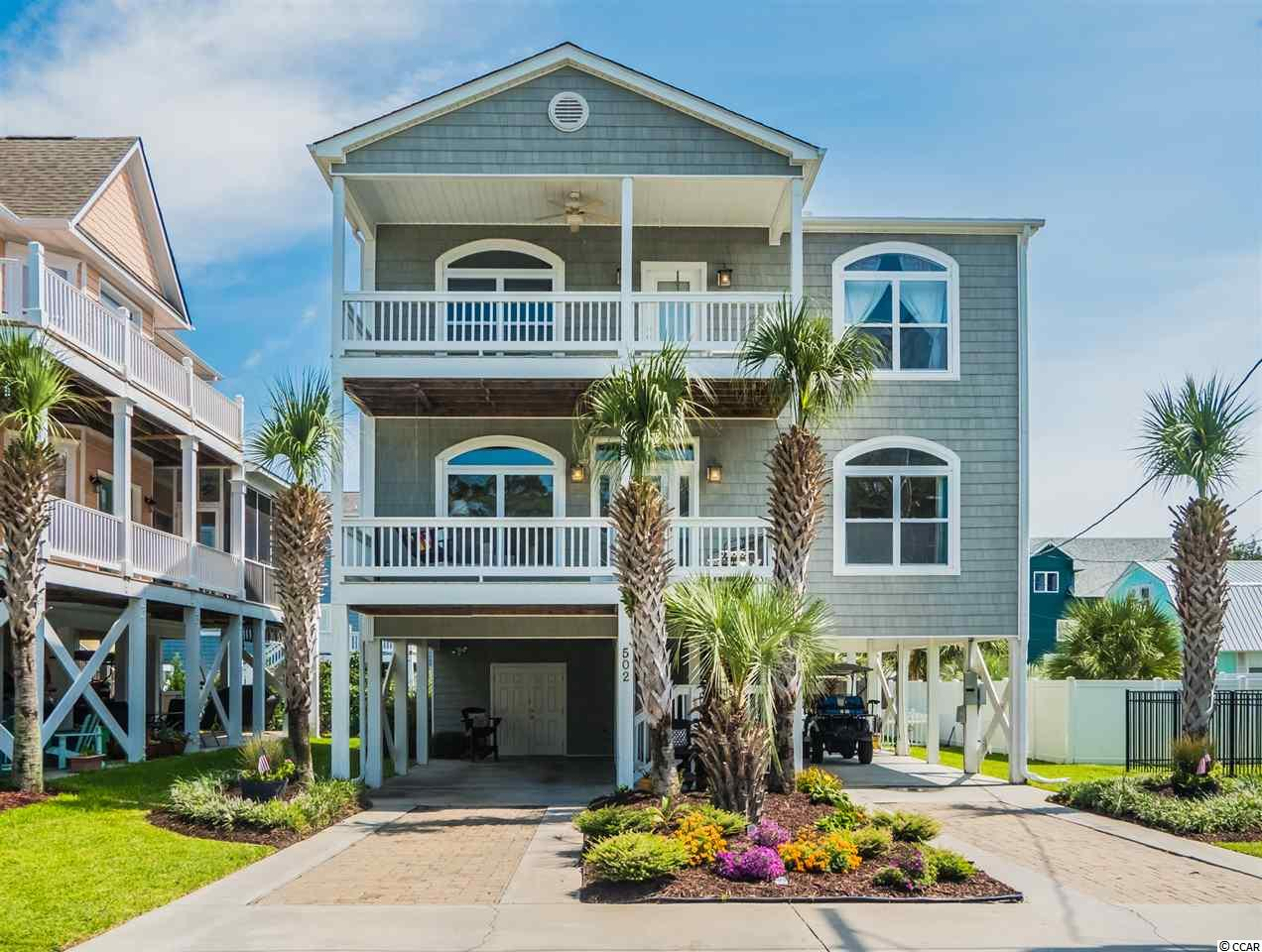 Detached MLS:1719698   502 21st Ave. N North Myrtle Beach SC