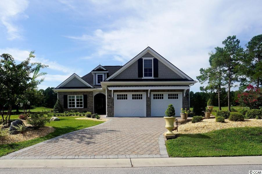 Single Family Home for Sale at 7523 Crail Court 7523 Crail Court Sunset Beach, North Carolina 28468 United States