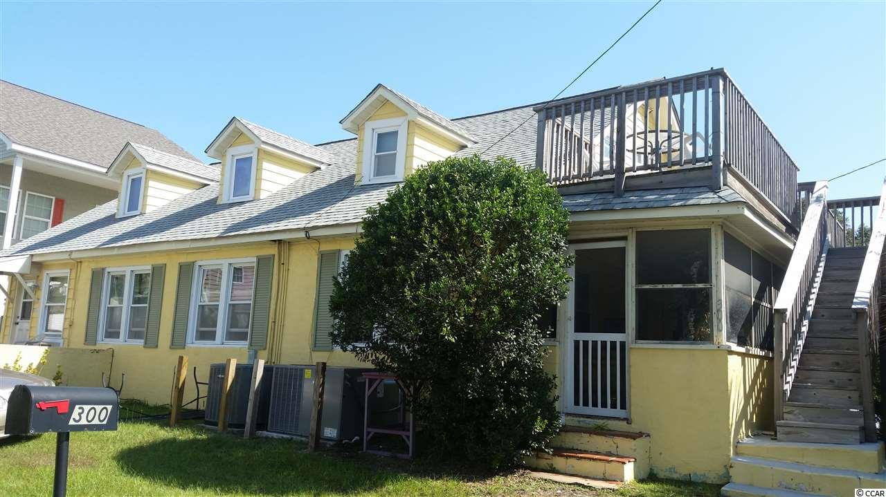 Detached MLS:1719722   300 S 15th Ave. N North Myrtle Beach SC