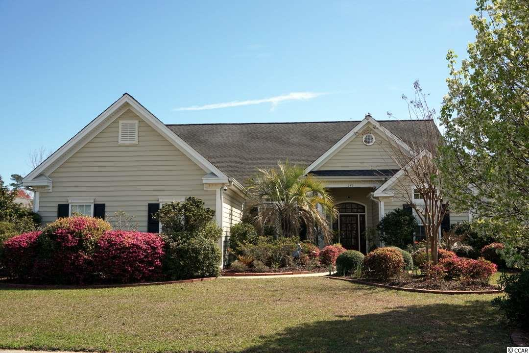 Ranch for Sale at 249 Pickering Drive 249 Pickering Drive Murrells Inlet, South Carolina 29576 United States
