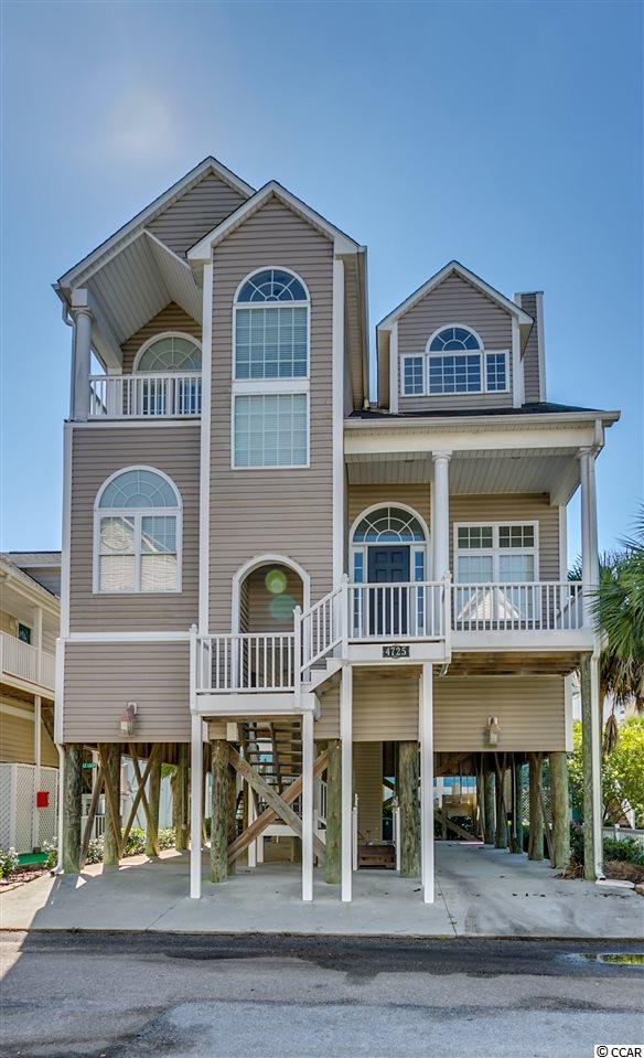 Single Family Home for Sale at 4725 Harmony Lane 4725 Harmony Lane North Myrtle Beach, South Carolina 29582 United States