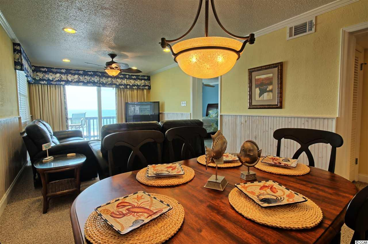 This property available at the  Sea Master in Garden City Beach – Real Estate