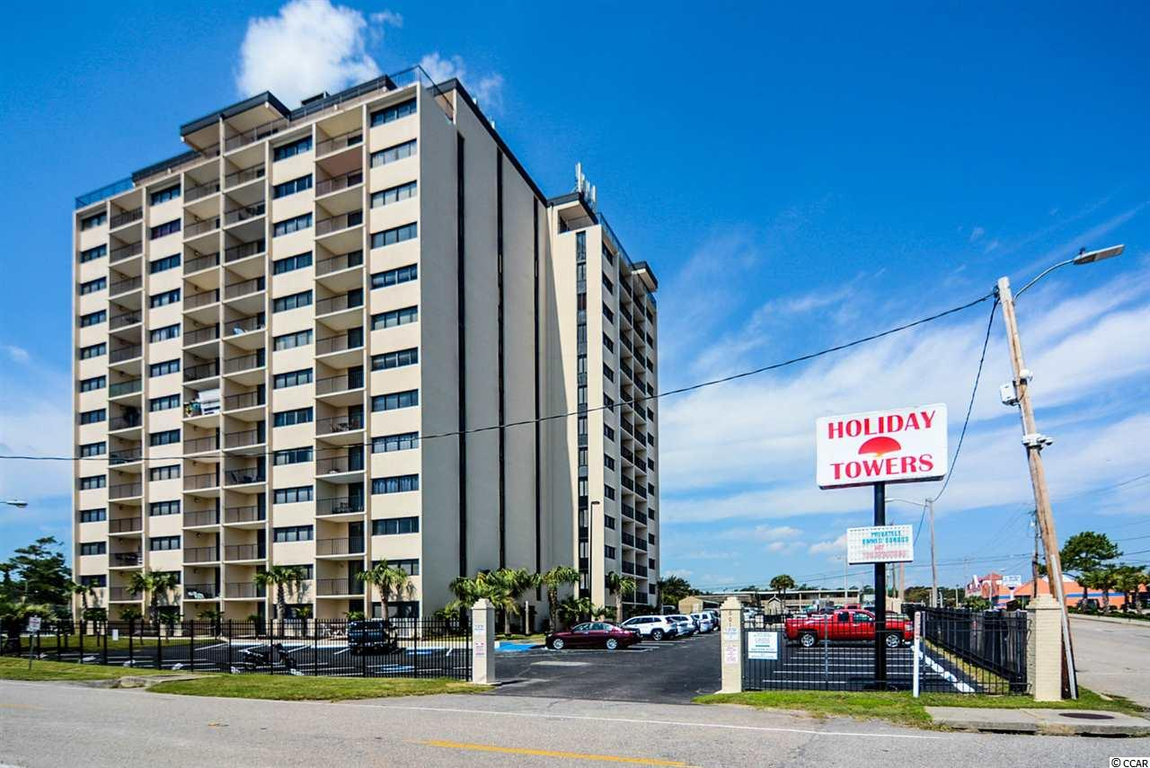 Condo MLS:1719844 Holiday Tower  601 Mitchell Dr. Myrtle Beach SC