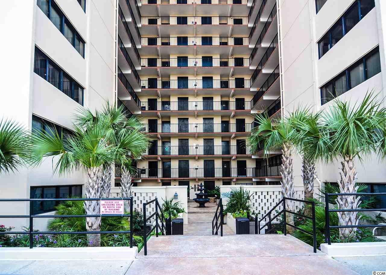 Holiday Tower condo for sale in Myrtle Beach, SC
