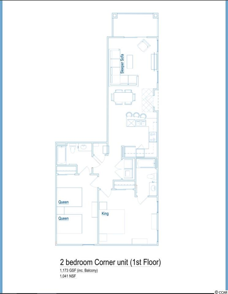 Contact your Realtor for this 2 bedroom condo for sale at  The Sapphire