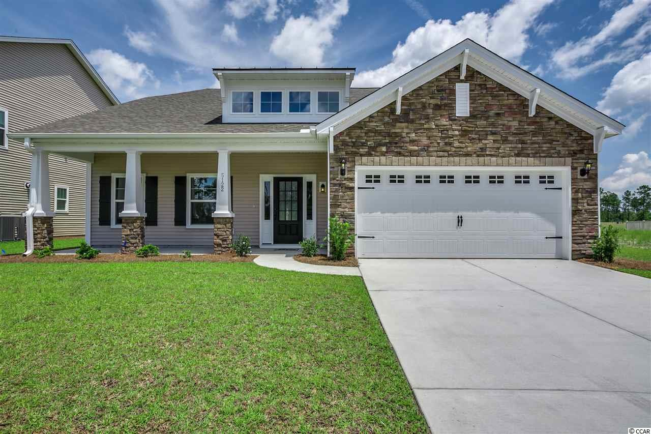 Detached MLS:1719918   5122 Country Pine Dr. Myrtle Beach SC