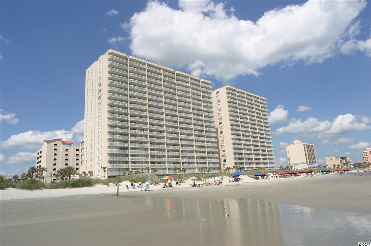 Ocean Front Condo in Crescent Shores - High Rise : North Myrtle Beach South Carolina