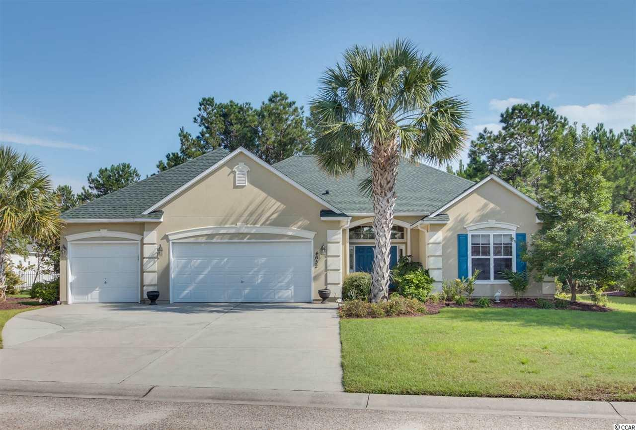 Detached MLS:1719936   4652 Ironwood Drive North Myrtle Beach SC