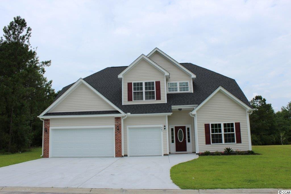 Detached MLS:1719938   TBB6 Barons Bluff Dr. Conway SC