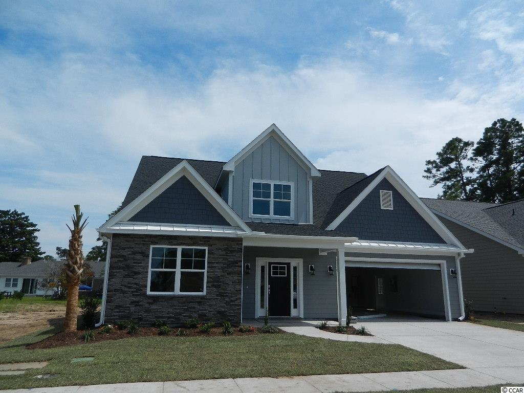 Detached MLS:1719940   1136 Doubloon Drive North Myrtle Beach SC