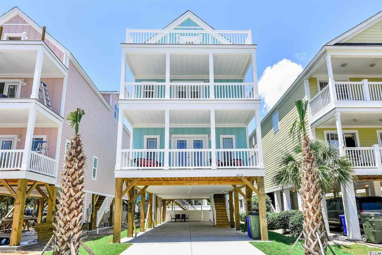 Single Family Home for Sale at 117-A N 16th Avenue 117-A N 16th Avenue Surfside Beach, South Carolina 29575 United States