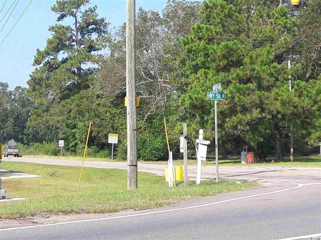 Additional photo for property listing at Parcel A Highway 548 @ Highway 501 Parcel A Highway 548 @ Highway 501 Conway, South Carolina 29527 United States