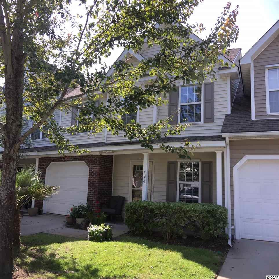 Townhouse MLS:1720086 ROSE RUN  59 Ryegrass Pawleys Island SC