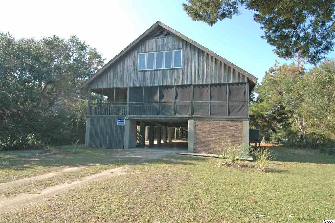 Single Family Home for Sale at 145 Parker Drive 145 Parker Drive Pawleys Island, South Carolina 29585 United States