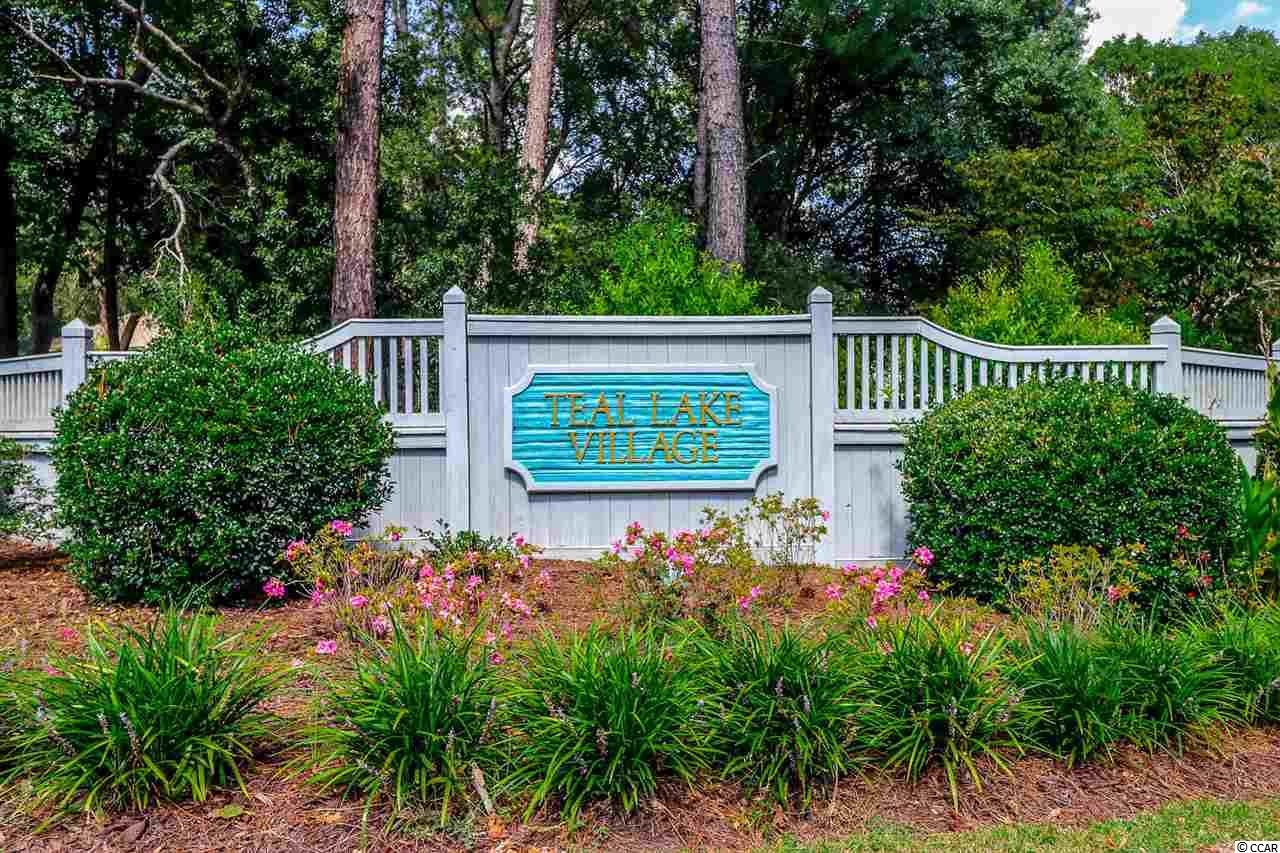 Contact your real estate agent to view this  Teal Lake Village condo for sale