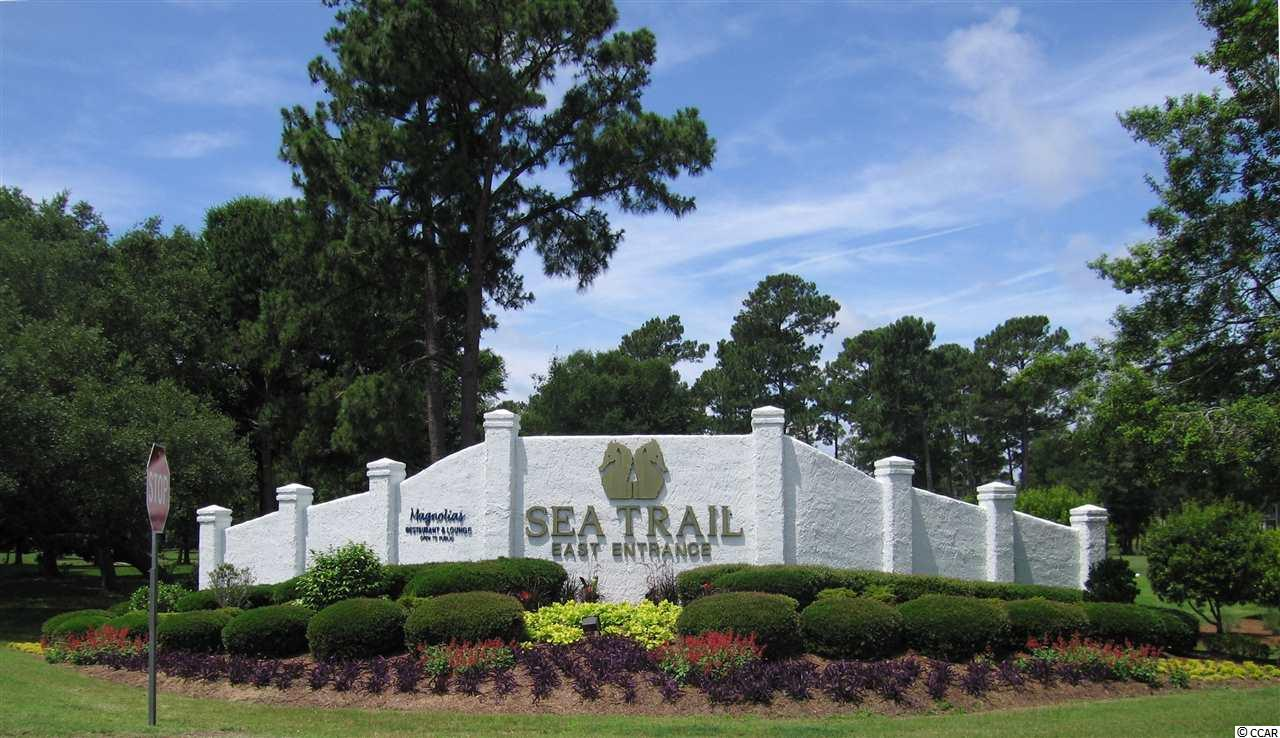 Sea Trail - Sunset Beach, NC  condo now for sale