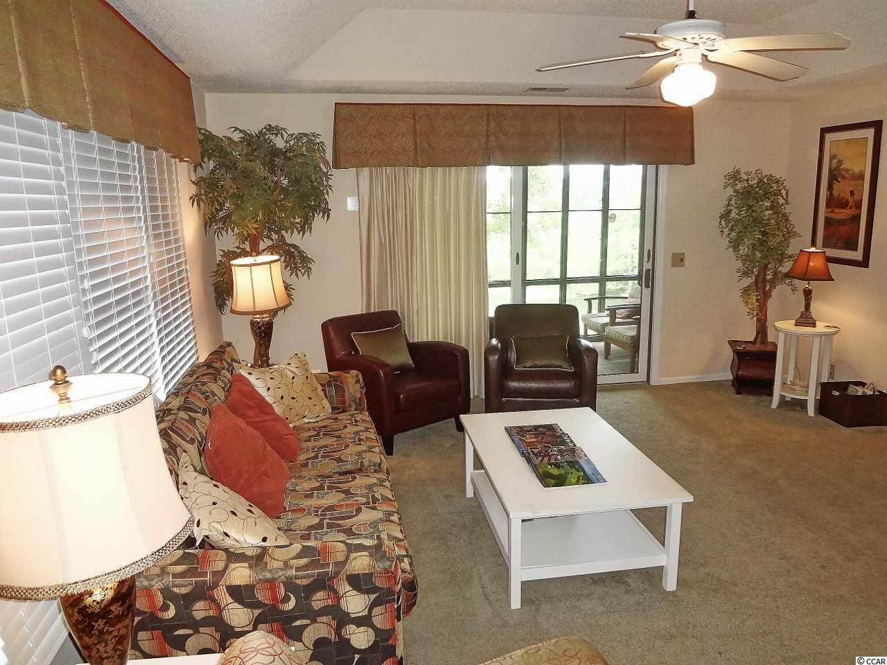 2 bedroom  Sea Trail - Sunset Beach, NC condo for sale