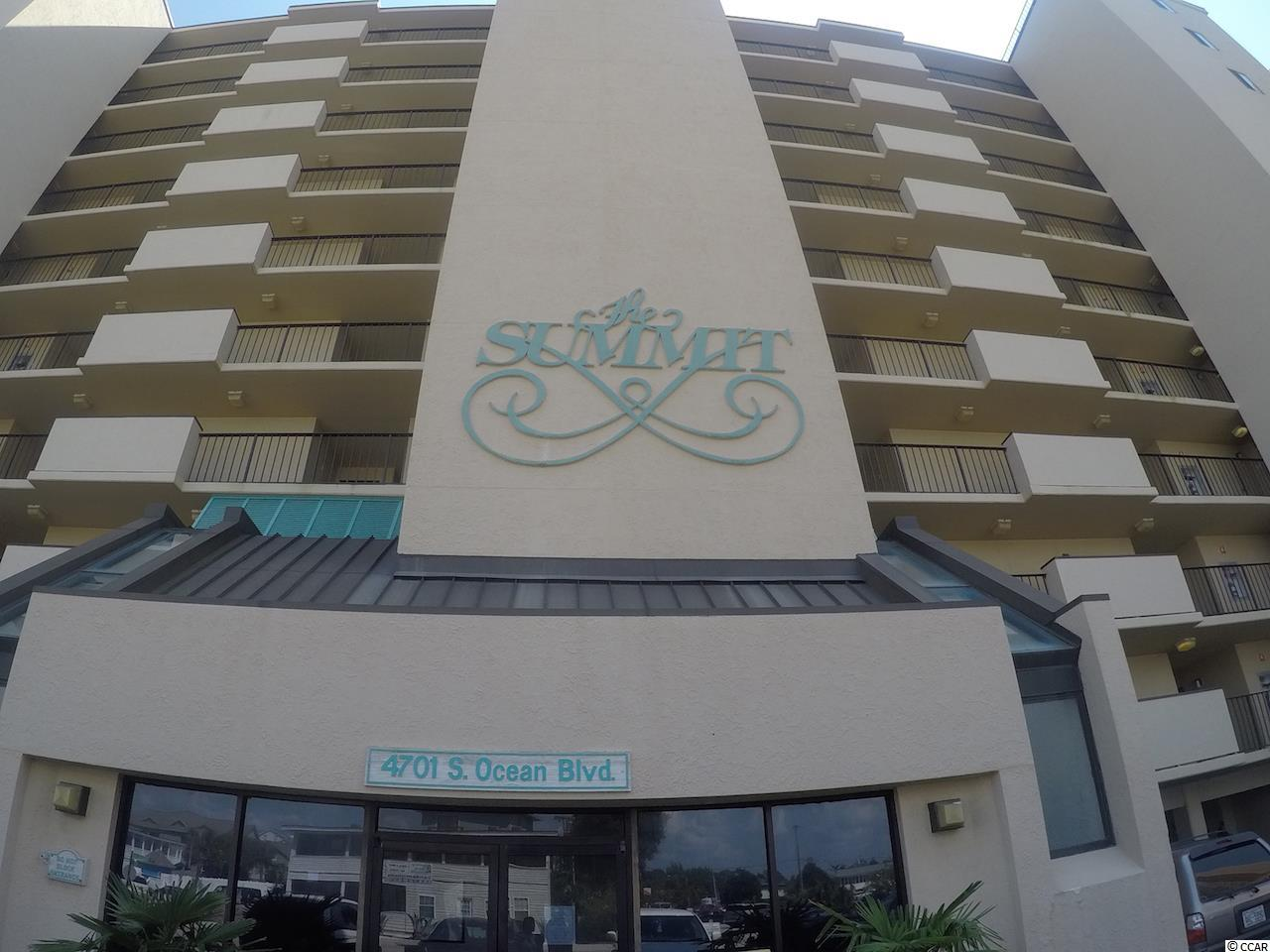 Condo MLS:1720341 SUMMIT, THE - WINDY HILL  4701 S Ocean Blvd North Myrtle Beach SC