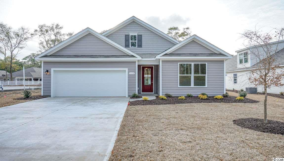 Detached MLS:1720396   1110 Oak Marsh Lane North Myrtle Beach SC