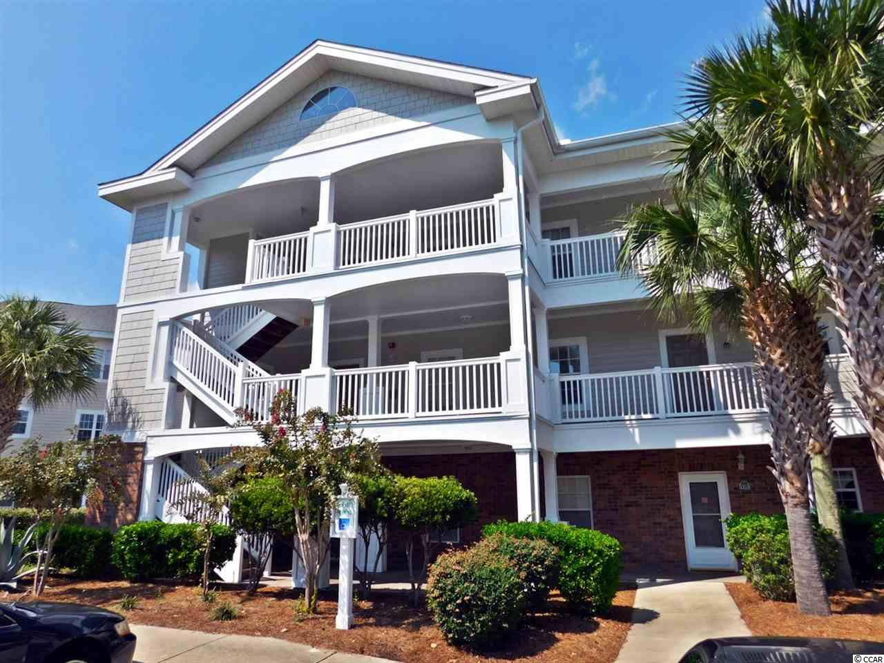 Golf Course View,End Unit Condo in Ironwood at Barefoot Resort : North Myrtle Beach South Carolina