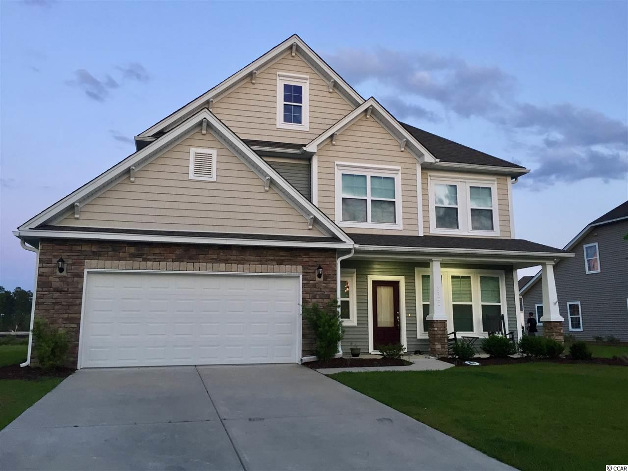 Detached MLS:1720547   3122 Bramble Glen Drive Myrtle Beach SC
