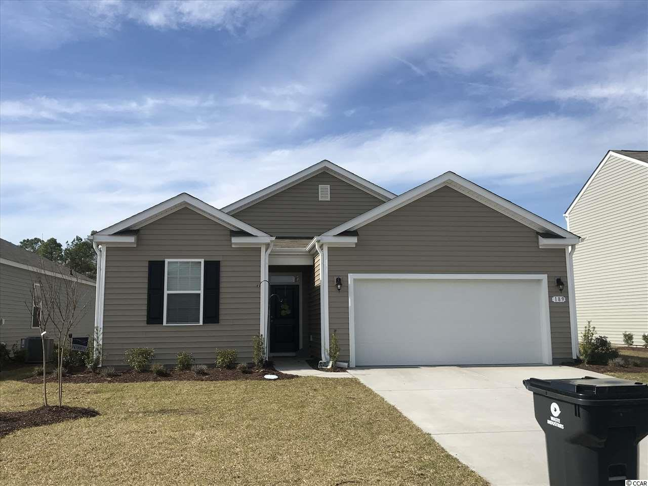 Detached MLS:1720629   189 Mountain Ash Ln. Myrtle Beach SC