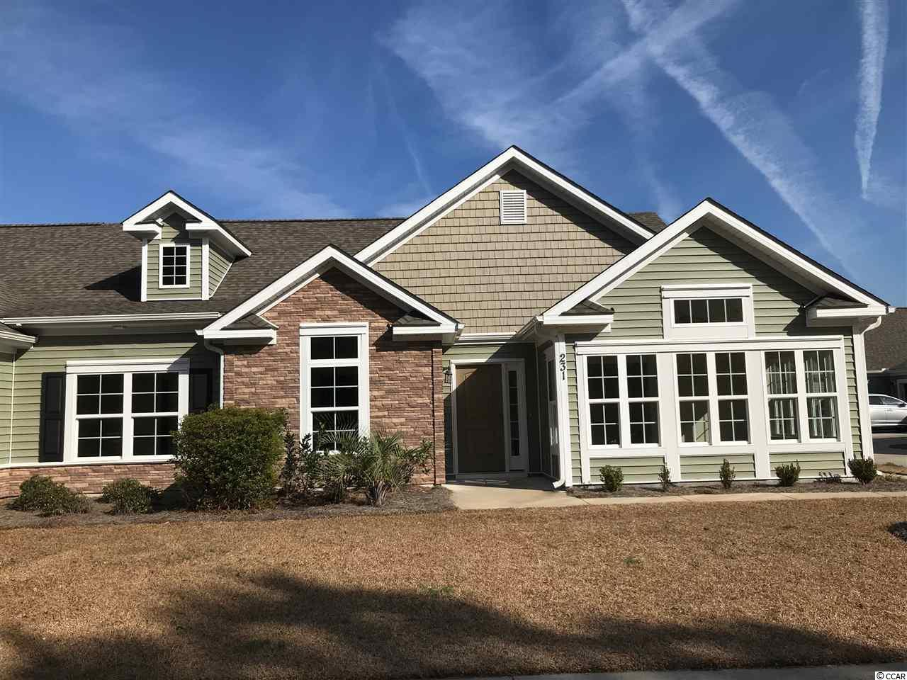 Condo MLS:1720847 Long Bay Villas formerly Stonewa  231 Stonewall Circle Longs SC