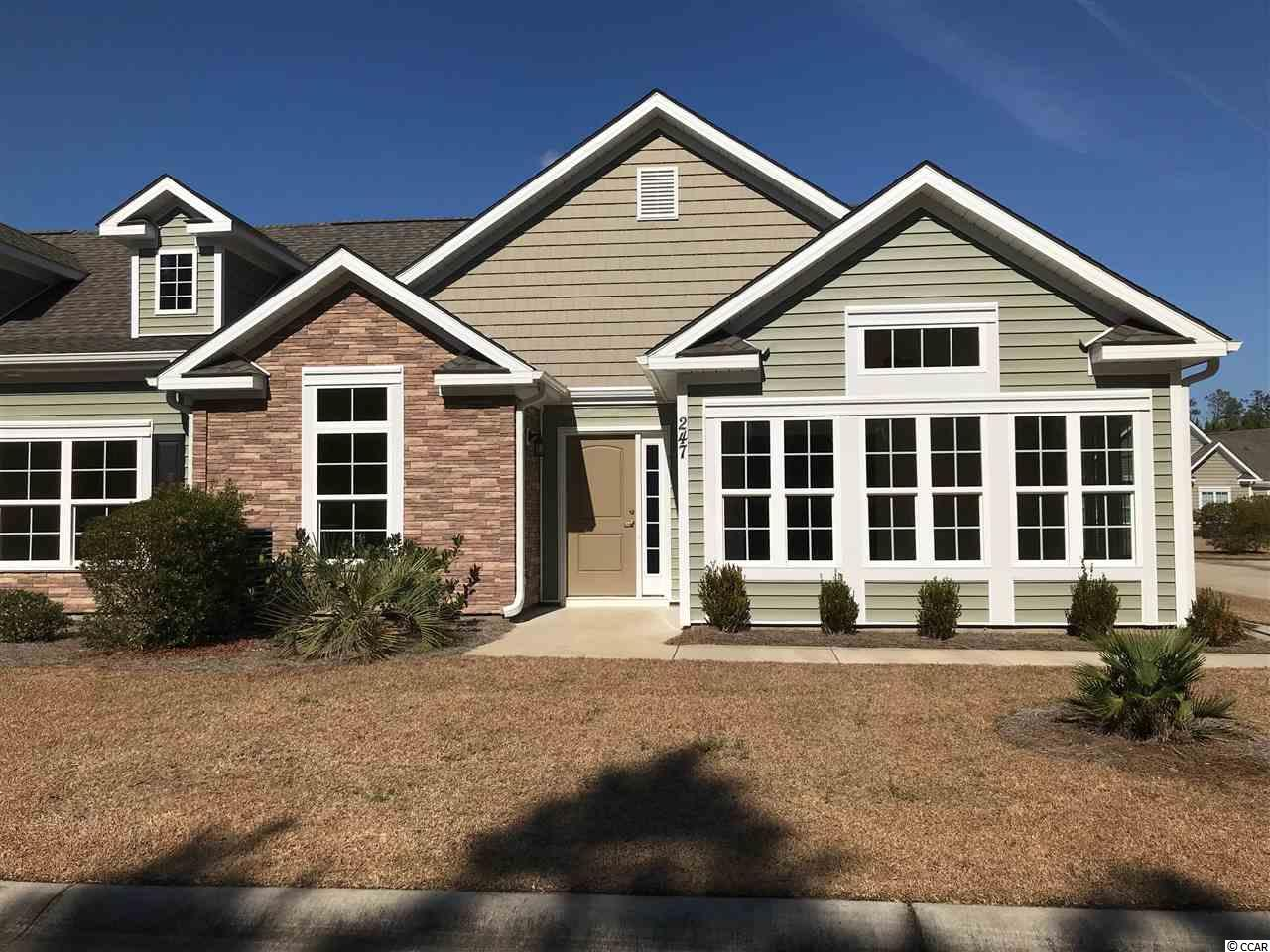 Condo MLS:1720851 Long Bay Villas formerly Stonewa  247 Stonewall Circle Longs SC